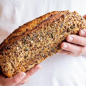 Pain aux céréales bio