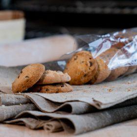 Sachets de cookies